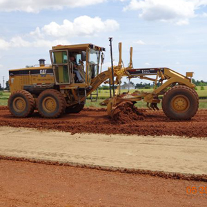 North Apron Rehabilitation & Expansion at McKellar - Sipes Regional Airport