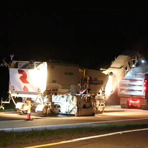 Interstate 40 Resurfacing Using Open Graded Friction Course (OGFC) Asphalt